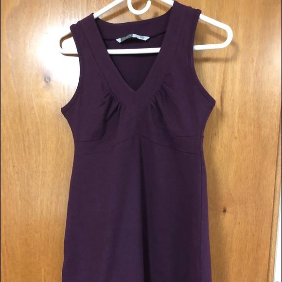 Athleta Dresses & Skirts - Athleta purple tank dress small